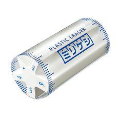Kokuyo M700 5-Function Eraser. by niconecozakkaya on Etsy