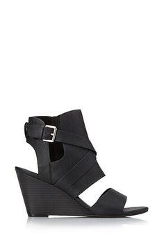 Auditon 2 Shoe Modernist Dream Wedges | FOREVER21 - 2000126719