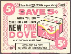3397392192 f37aab41d61 45 Classy Examples of Vintage Coupon Designs