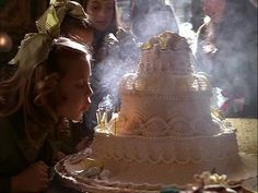 One of my all time favourite cakes, from the film - A Little Princess. Go To Movies, Old Movies, Movies And Tv Shows, Chick Flick Movies, Chick Flicks, Aesthetic Colors, Aesthetic Movies, Princess Movies, Funny Iphone Wallpaper