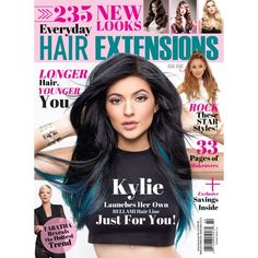 Hair Extensions Magazine featuring @kyliejenner's very own Hair ...