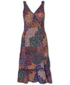 SoulFlower-NEW! Moonrise Pocket Dress-$52.00