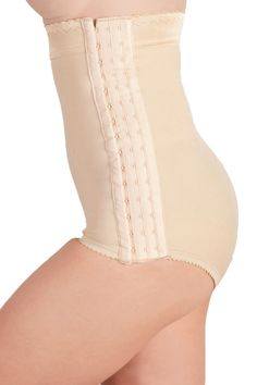 This compression garment is seamless under clothing offering TWO LAYERS of silky medical compression material the Wink Shapewear Ultimate Postpartum Ultra bikini provides compression and support during your first 8 weeks of postpartum recovery and post abdominal surgeries recovery Besides postpartum recovery this bikini can also be worn as a shapewear and is ideal for someone looking for a strong but yet soft compression garment to smooth out love handles and back fat rolls This compression…