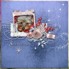 Layout by Tbear. Kit: Cold Morning by Scrapbird Designers collab http://scrapbird.com/kits-c-446/scrapbird-collab-c-446_113/cold-morning-p-18331.html