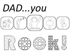 Fathers Day Printab