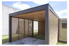 Carport aluminium tori portails carport en 2019 garage toit plat abri voiture et garage - Meuble leman calais ...