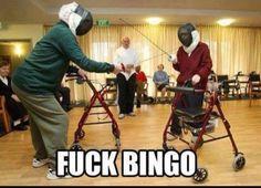 Fuck bingo