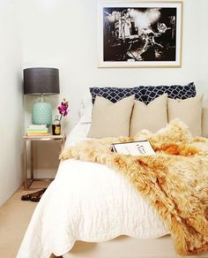 Morning Coffee | theBERRY | Bedroom | Interior | Home