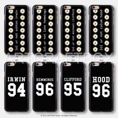 5SOS 5 Seconds of Summer iPhone 6 iPhone 6 Plus case 779
