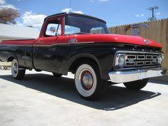 1964 Ford : F-100 long wheel base