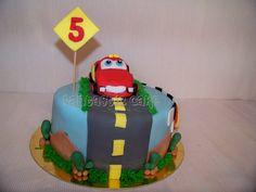 Fantastic Cake Tarta Fondant Alcala de Henares #Cars