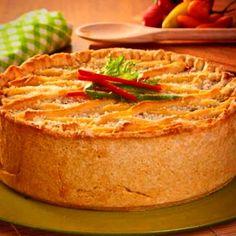 Bom dia!  Torta de camarão com palmito! Receita completa em nossa página no facebook!  peça já seu orçamento!! #receita #camarao #life #venda #promocao #receitafit #saude #compra #varejo #atacado #restaurante #goiania #brasilia #brazil #good #moment #motivation #food by fisherprime