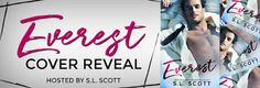 Wonderful World of Books: Cover Reveal - Everest by S.L. Scott!