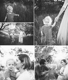 Xanthe Photography { for life }: Afternoon Muse - North Brisbane Family Photographer #blackandwhite #outdoorsession #familyofthree