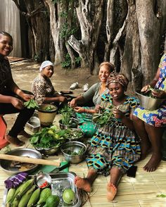 Feeding the Soul on the Zambezi ~ A Local Foraging Feast Edible Wild Plants, Pumpkin Leaves, River Lodge, Wild Edibles, Food Staples, Hibiscus, African, Eat, Blog