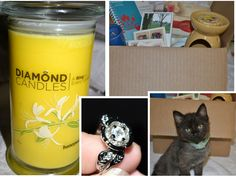 Another Diamond Candle Giveaway