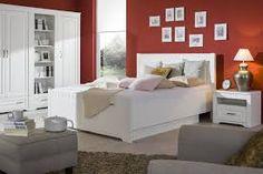 Výsledok vyhľadávania obrázkov pre dopyt biela rustikalna postel
