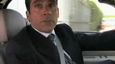 """The one where Michael hits Meredith with his car. 