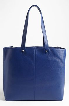 Halogen® 'Zooey' Leather Tote | Nordstrom