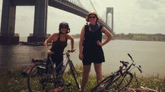 Riding Cross-Country for Menstrual Cups Six bike tourists want to promote sustainable cycling of all varieties