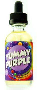 Yummy Purple E-Liquid 60mL| World Star Vape http://fogfathers.co.uk