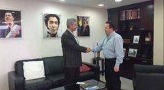 Gobierno se reunió con ejecutivos de Nestlé
