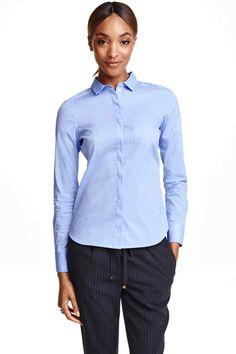 Camisa stretch | H&M