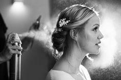Wedding Getting Ready - Bridal Prep - By Ida Hollis Photography #BridalHairstyle