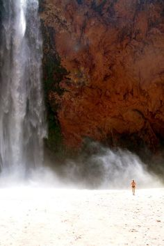 Mooney Falls - Supai, AZ