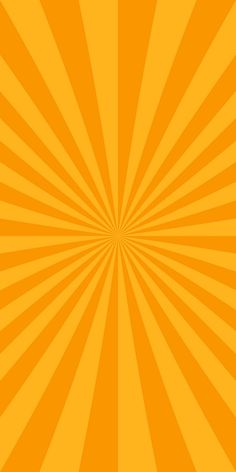 Orange abstract sun burst background from radial stripes - vector graphic Pop Art Background, Background Design Vector, Yellow Background, Background Images, Backdrop Background, Web Design, Vector Design, Graphic Design, Fond Pop Art