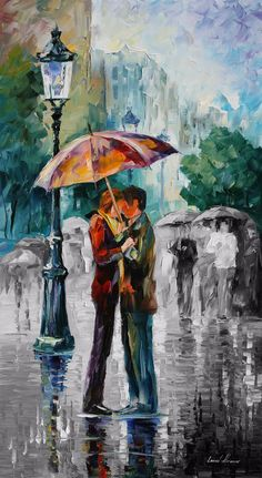 RAINY KISS-deal of the day. Mixed media oil on canvas/limited edition giclee on canvas by L.Afremov https://afremov.com/RAINY-KISS-Mixed-media-oil-on-canvas-and-limited-edition-giclee-On-Canvas-By-Leonid-Afremov-Size-24-x40-60cm-x-100cm.html?bid=1&partner=20921&utm_medium=/offer&utm_campaign=v-ADD-YOUR&utm_source=s-offer