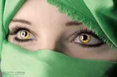 Les plus beaux regards du monde en 20 photos magnifiques !