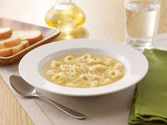 Recipe 3 Cheese Tortellini with Chicken Broth | Barilla