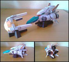 R-Type: R-90 Ragnarok by Destro2k on deviantART