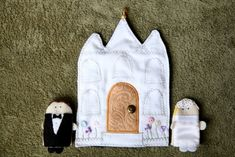 Family Proclamation Family Home Evening Ideas - great ideas on this blog!  And wouldn't this temple and bride and groom be a cute addition to our quiet books Donna Miller?