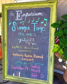Summer Time Blues Event July 23 at The Emporium