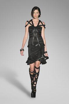 Harness Dress — Gelareh