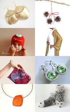 Happy New Year! by Elsa and Babis on Etsy--Pinned with TreasuryPin.com