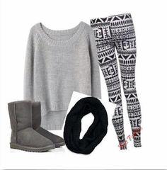 OMG I love leggings