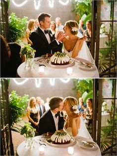 bride and groom moments during reception. love this.