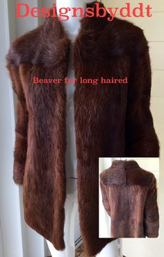 A personal favorite from my Etsy shop https://www.etsy.com/listing/231080638/beaver-or-nutria-fur-coat-beautiful-on