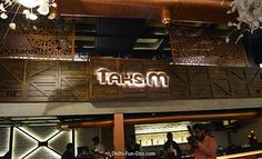 Taksim – New resto bar in good old Ansal Plaza  Winters are bountiful for the hospitality industry. People are forthcoming in dining out in the Christmas – New Year season. Hence new restaurants spring and bloom this part of the year. Taksim is one such resto-bar and we were invited for the launch. Its an attempt to revive the historical Ansal Plaza and we are all for it!