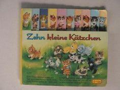 gebrauchtes Buch – Böck-Hartmann, Marianne/Thornley, Pauline (Illustr.) – Zehn (10) kleine Kätzchen