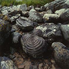 Andy Goldsworthy: Sandstone, Collieston, Aberdeenshire, 31 July – 5 August 2000
