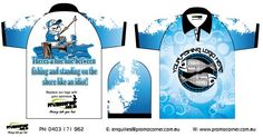 Custom Fishing shirts for you fishing club. Full-colour images printed on our sublimation fishing shirts will make your tournament one remember. Custom Fishing Shirts, Fish Design, Bubbles, The Incredibles, Fish Drawings, Vw Bugs