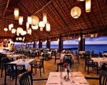El Cozumeleno outdoor dining