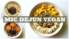 Personalizeaza-ti terciul de ovaz | Idei pentru un mic dejun vegan