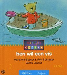 Ben wil een vis - Marianne Busser en Ron Schröder - Gertie Jaquet