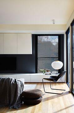 Pipkorn & Kilpatrick Interior Architecture and design / Port Melbourne house