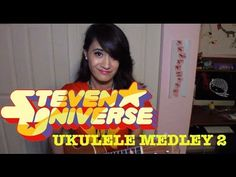 Steven Universe Ukulele Medley 2! - YouTube